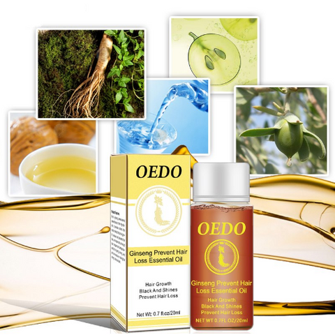 Image of OEDO Natural Hair Growth Essential Oil
