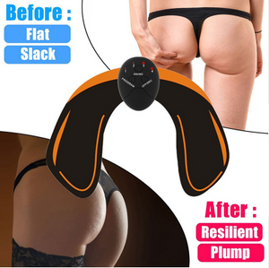 Lifting hip massager