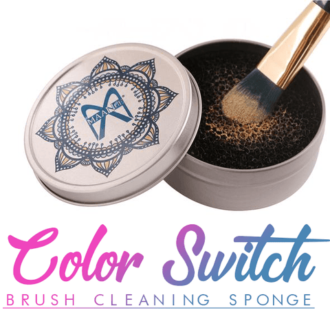 Image of Color Switch Brush Cleaning Sponge
