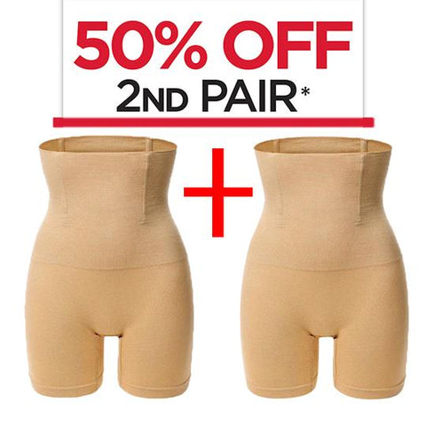 Image of *Time-limited promotion*-High Waist Shapewear Pant