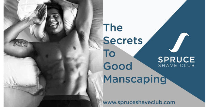 The Secrets to Good Manscaping
