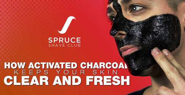 How Activated Charcoal keeps your skin clear and fresh