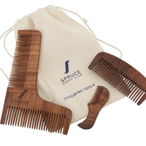 Beard Comb Bundle