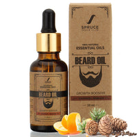 Beard Growth Oil | Cedarwood & Mandarin