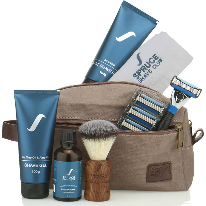 5X Imperial Shaving Kit - SpruceShaveClub