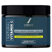 Vitamin C Face Cream | Hyaluronic Acid & Niacindimide