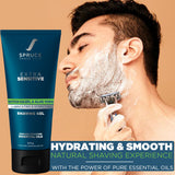 Shaving Gel | Extra Sensitive | Witch Hazel & Aloe Vera - SpruceShaveClub
