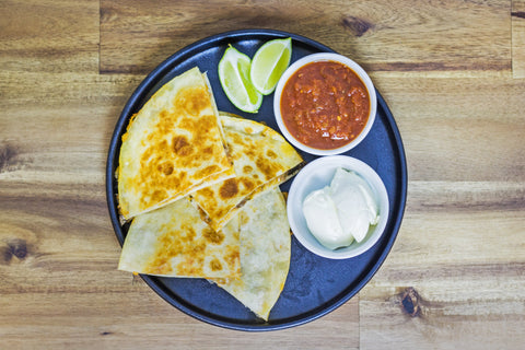 Hidden Vege Quesadillas