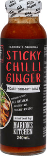 Marion's Kitchen Sticky Chilli Ginger