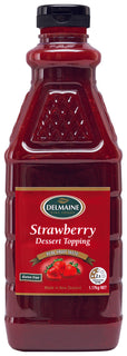 Delmaine Strawberry Topping