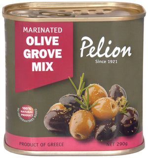 Pelion Olive Grove Mix