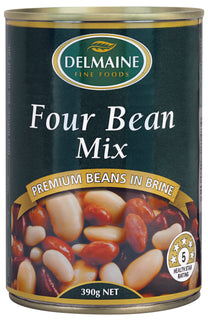 Delmaine 4 Bean Mix