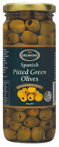 Delmaine Stuffed Green Olives