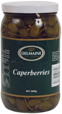 Delmaine Green Peppercorns