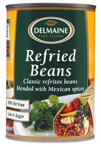 Delmaine Black Beans in Chilli Sauce