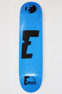 Endless Skateboarding Blue Deck