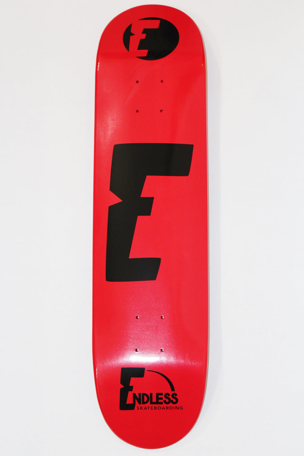 Endless Skateboarding Red Deck