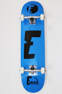 Endless Skateboarding Blue Complete Skateboard