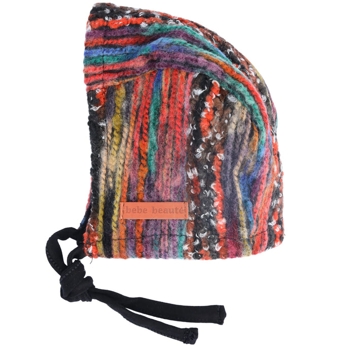 Bebe Beaute Colorful Bonnet