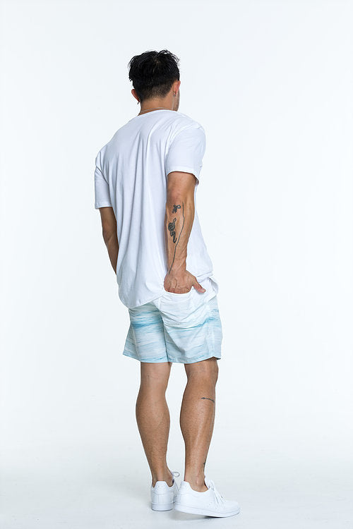 Spindrift designer swim shorts for men