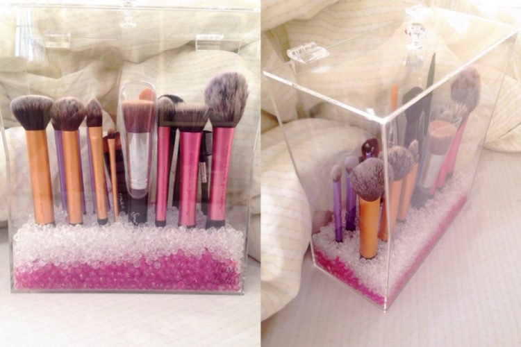 CHESSIKA | How To Clean & Store Your Makeup Brushes