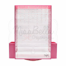 Rotating Lipstick & Palette Holder Pink
