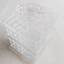 Rotating Lipstick Holder Clear