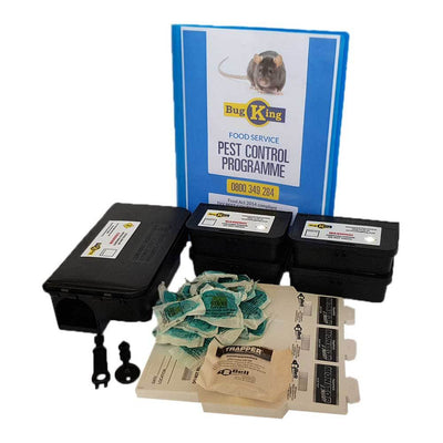 Food compliance pest control package small