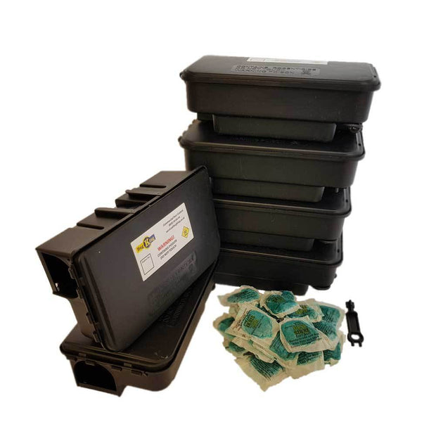 Rat Control Package Large