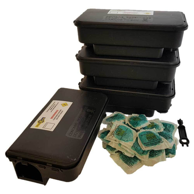 Rat Control Package Medium