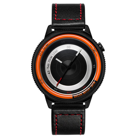 Break Creative Camera Photographer Original Design Luxury Lovers Men Women Unisex Fashion Casual Quartz Sport Cool Watches - FainWatch