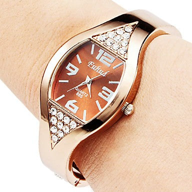 Luxury Rose Gold Watch Women Watches Bracelet Women's Watches Fashion Ladies Watch Clock saat montre femme relogio feminino - FainWatch