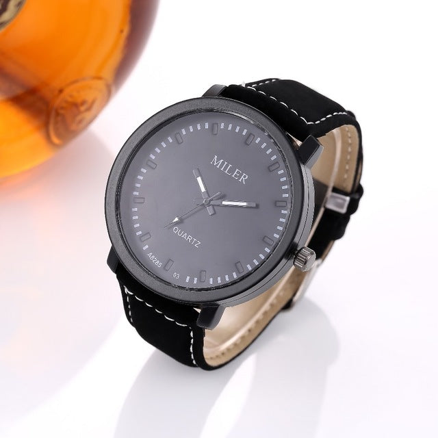 MILER Watch Men Watch Fashion Sport Watches Military Men's Watch Clock erkek saat erkek kol saati relogio masculino reloj hombre - FainWatch