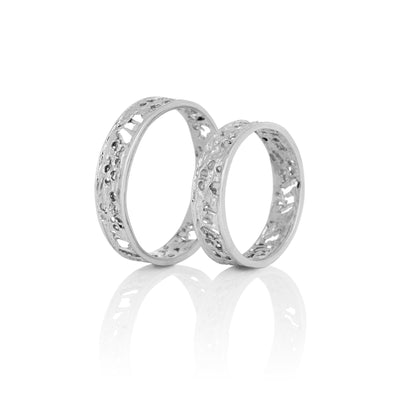 Men's wedding ring - ERIKA