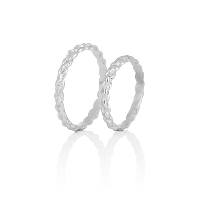 Men's wedding ring - JARA