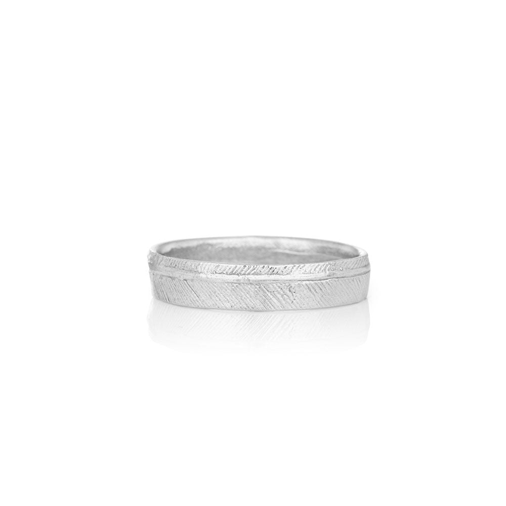 Men's wedding rings - SWAN