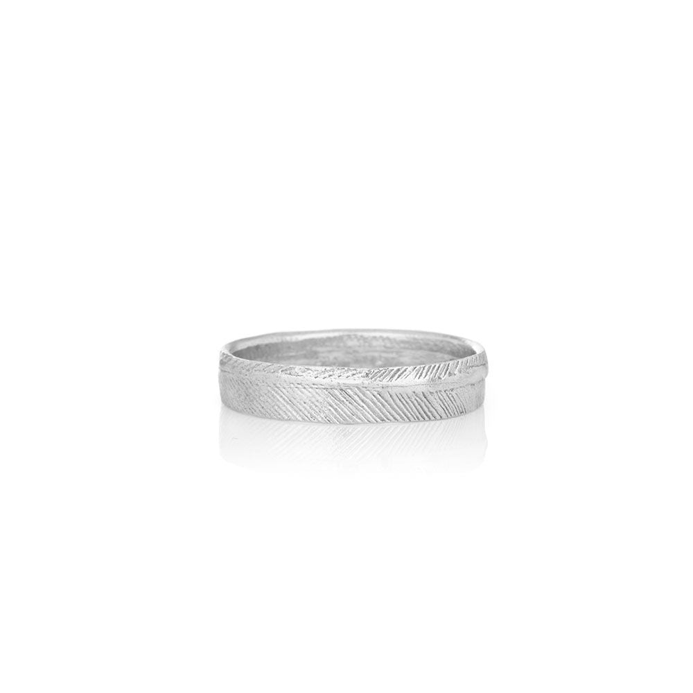 Women's wedding rings - SWAN