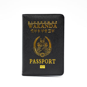 Wakanda and Asgard Pasaporte