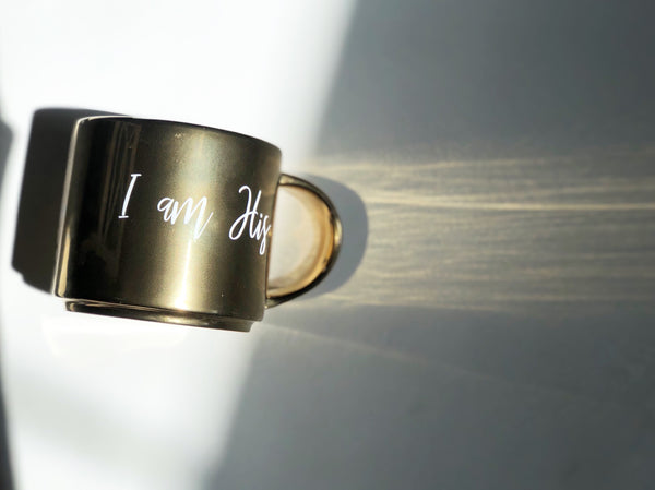 I am His Coffee Mug - Calvary Chapel Tustin