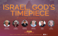 Proximity Prophecy Conference 2017: Israel, God's Timepiece (Audio-Only Digital Download) - Calvary Chapel Tustin