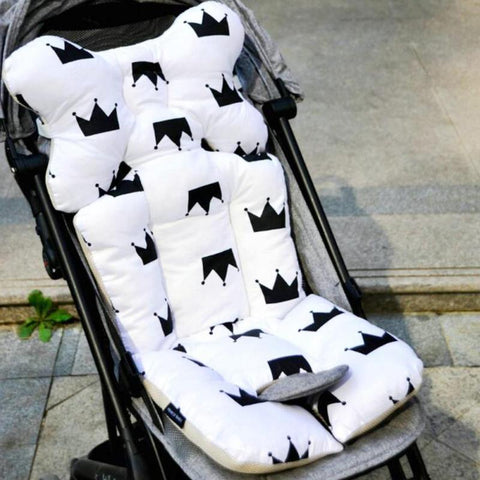 Big Stroller Seat Pad (Child Pillow Cover)