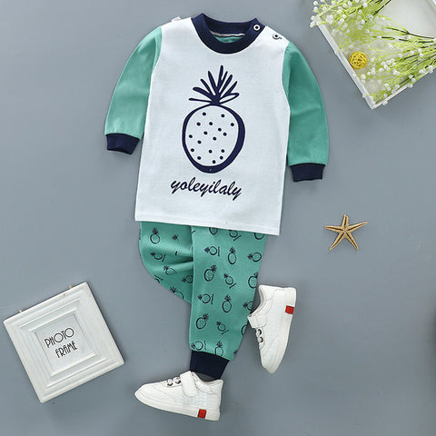 Yoleyilaly Cute Colorful Baby Suit