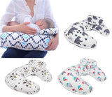 Very Comfortable Breastfeeding Pillow with Extra Baby Pillow