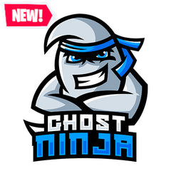 """GhostNinja"" Sticker"