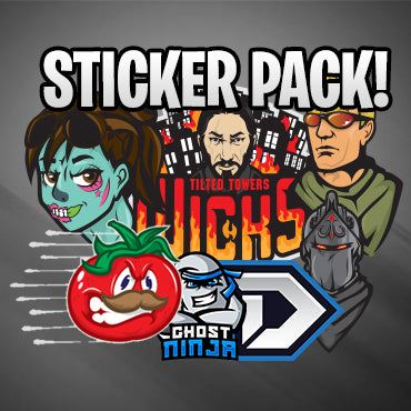 """LEGENDS"" Sticker Pack"