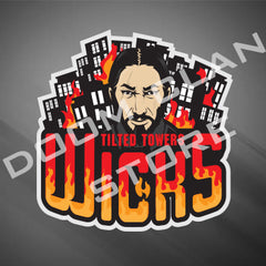 """Wicks"" Sticker"