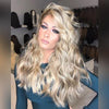 Gorgeous Blond Big Wave Wig