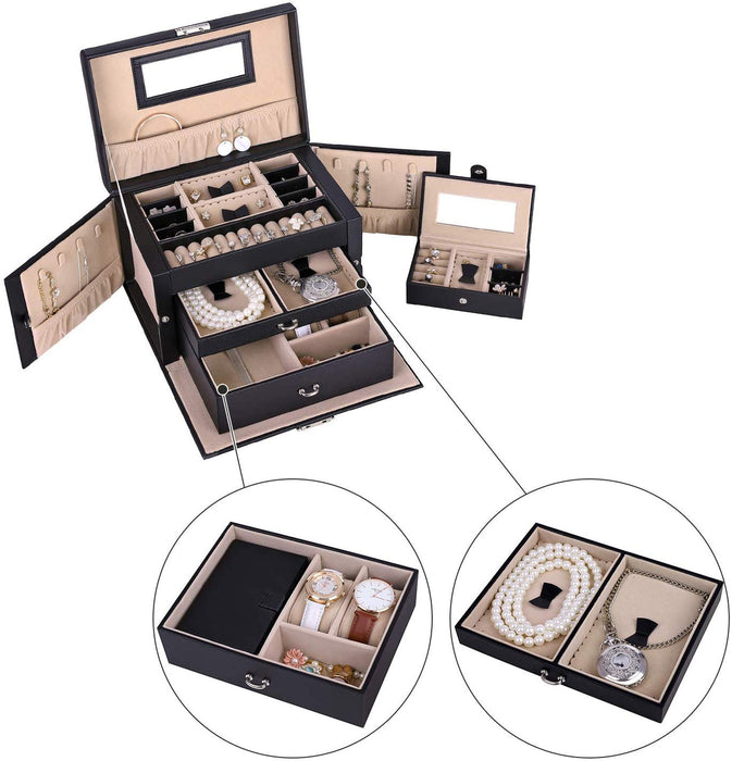 MDM Jewellery Box    boutique-discount-malta.myshopify.com My Discount Malta