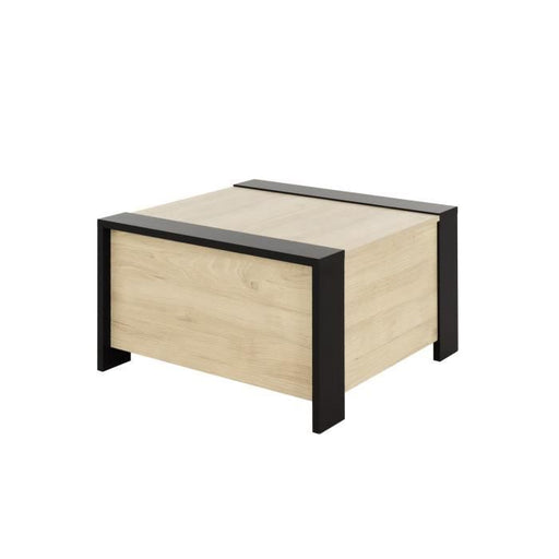 Aura slide open coffee table