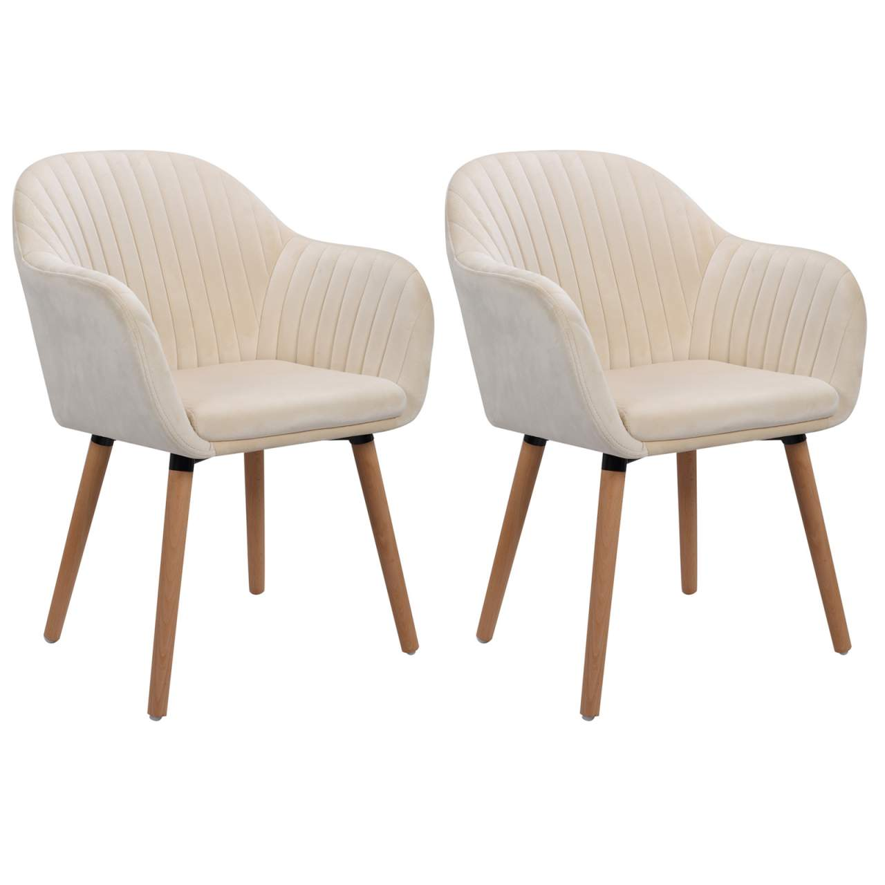 Emily Set of 2 Dining Chairs